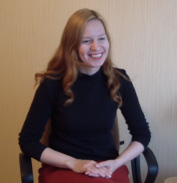 Russian woman Olesya