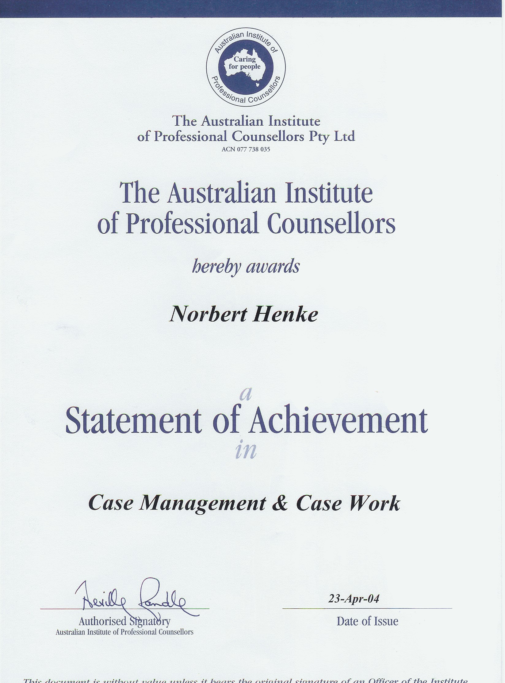 CaseManagement 800b