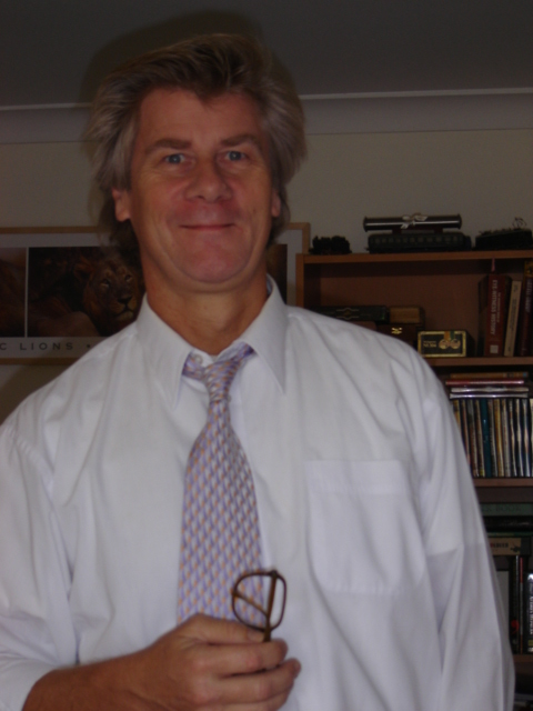 Counsellor Norbert Henke Dipl.Psy.Pro.counselling