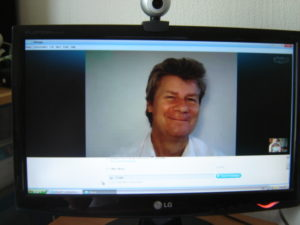 Skype counselling