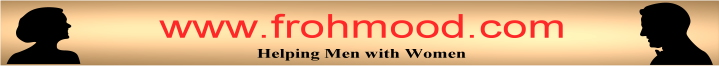 Frohmood Helping men with women
