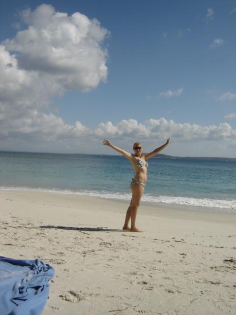 """Наш медовый месяц на Murray""""s beach"""