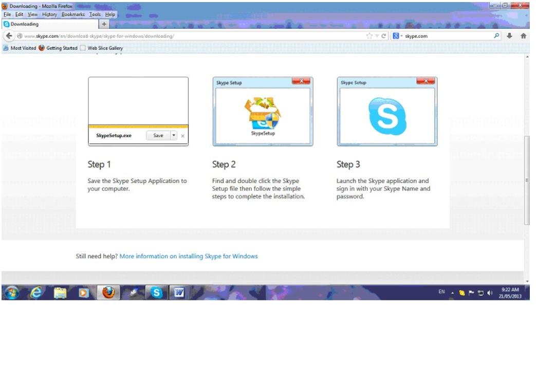 Skype c