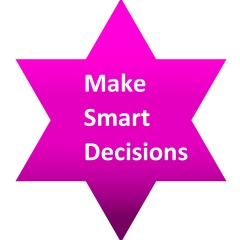 Make smart decisions
